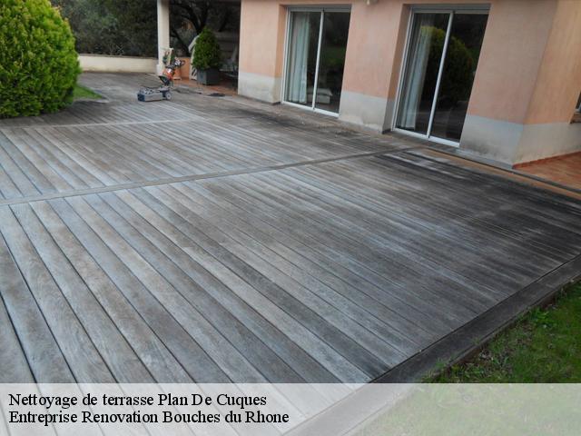 Nettoyage De Terrasse à Plan De Cuques Tél 04 82 29 14 16